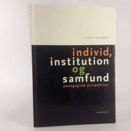 IndividinstitutionogsamfundafSusanneIdunMrch-20