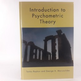 IntroductiontopsychometrictheoryafTenkoRaykovGeorgeAMarcoulides-20