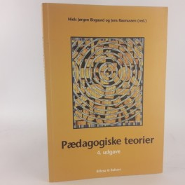 PdagogisketeorierNielsJrgenBisgaardogJensRasmussenred-20