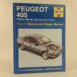 HaynesPeugeot4061988to1996EtoNregistrationPetrol-20