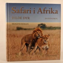 SafariiAfrikavildedyrenhndbogafMogensBoman-20