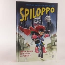 Spiloppo1IngentagerenklovnalvorligtafKristianMrk-20