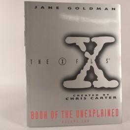 TheXFilesBookOfTheUnexplainedvol2skrevetafJaneGoldman-20