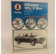 Chrysler 180, 2 Litre 1971-76 Autobook
