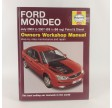 Haynes Ford Mondeo Oct 2000 to Jul 2003