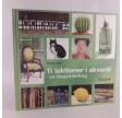 Ti lektioner i akvarel - en begynderbog af Birgitta Steen